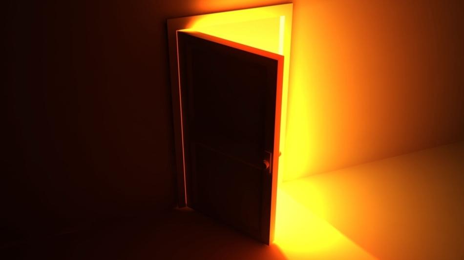 Какую дверь вы видели во сне?
