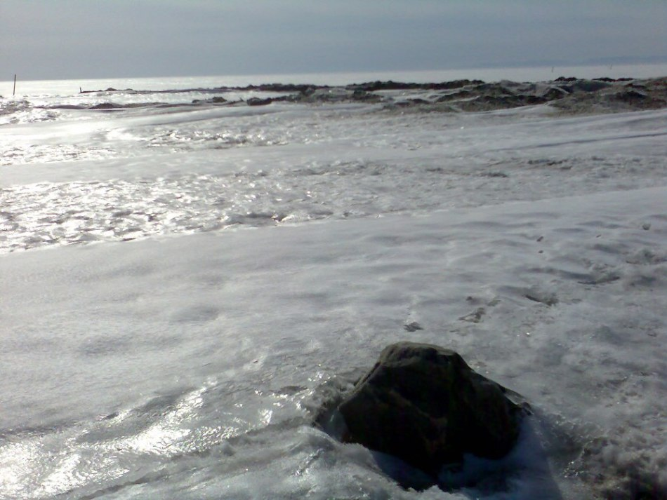 Сон с водой и льдом: как его понять?