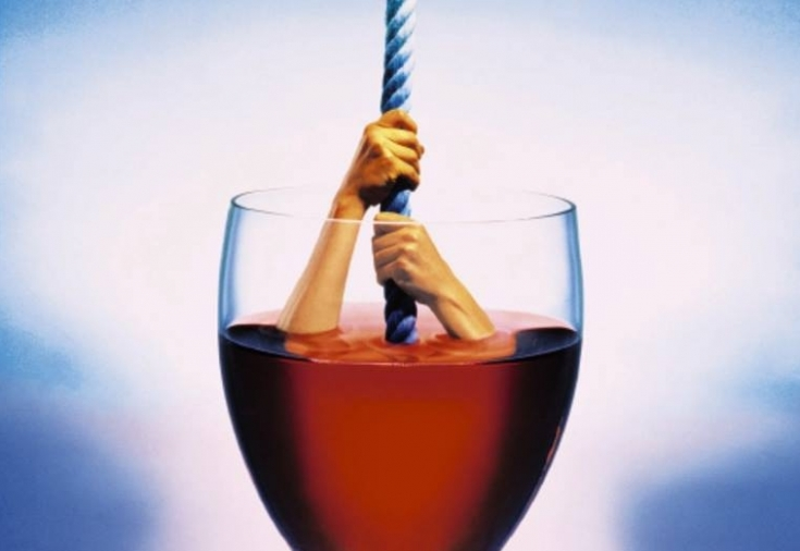 Спасение от алкоголизма