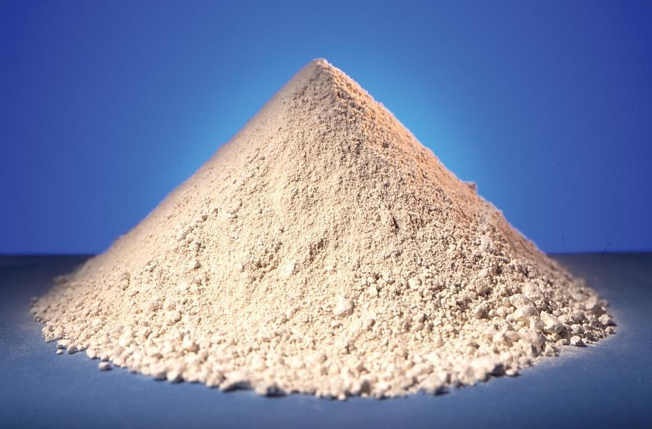 Белая глина лечебная