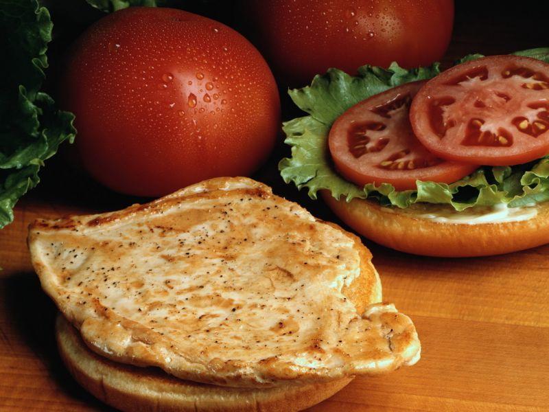 Запрещено употреблять жирные, жаренные и другие, тяжелые для жкт продукты