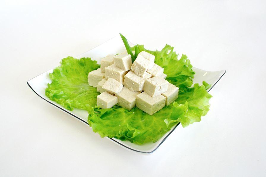 Сыр тофу - низкокалорийный продукт