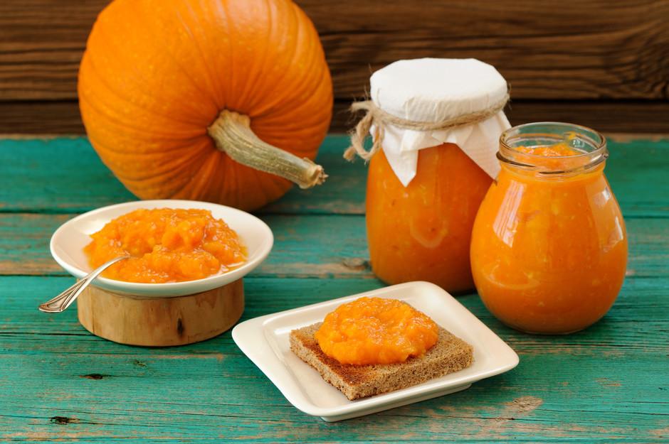 Тыквенный джем с апельсином и лимоном - находка для сладкоежек!