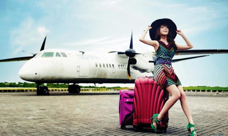 Полет в самолете может вызвать воздушную болезнь
