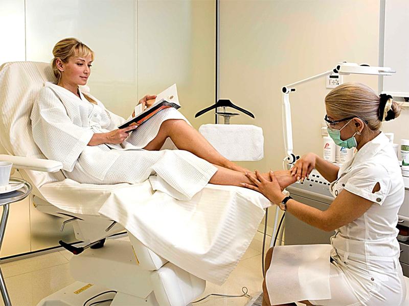 Протезирование ногтей - это медицинская процедура