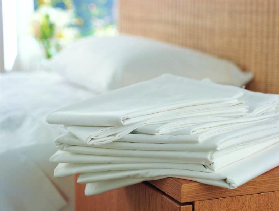 Как вывести зеленку с постельного белья?
