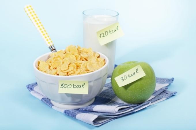 Разделяйте калории правильно