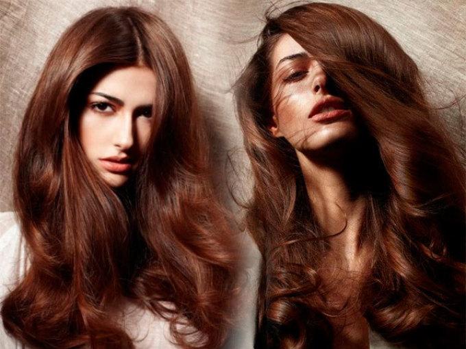 Кому идут светло-коричневые волосы