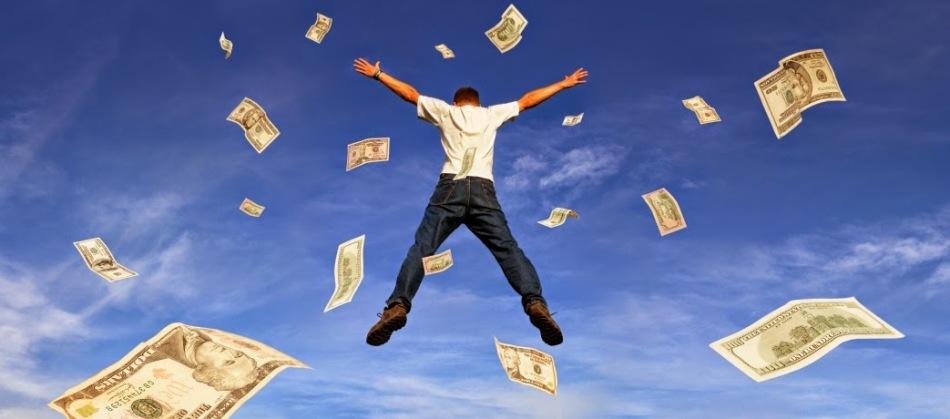 Но также это может трактоваться как скорая прибыль и успех