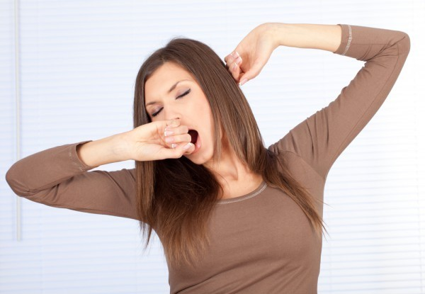 Частое желание спать означает, что порча успешно покидает ваше тело