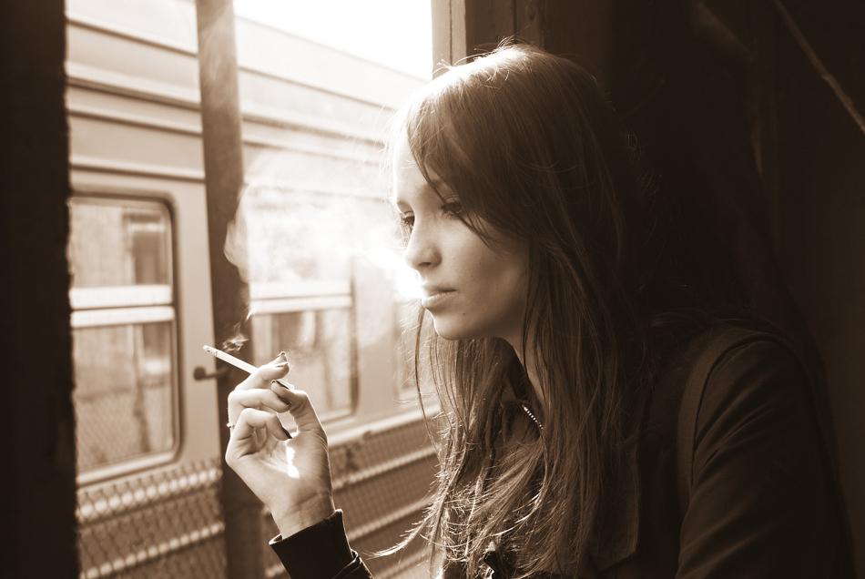 Существуют ли поезда для курящих?
